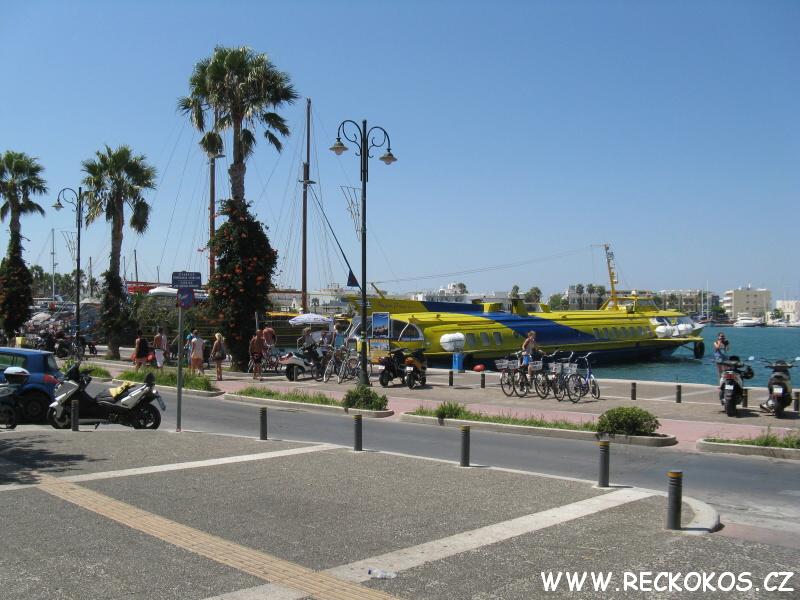 Kos přístav