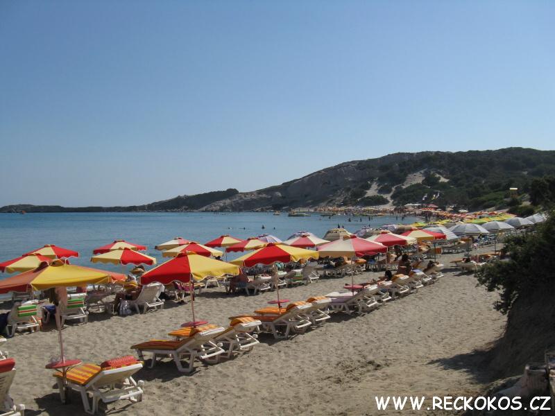 Paradise beach pláž 2