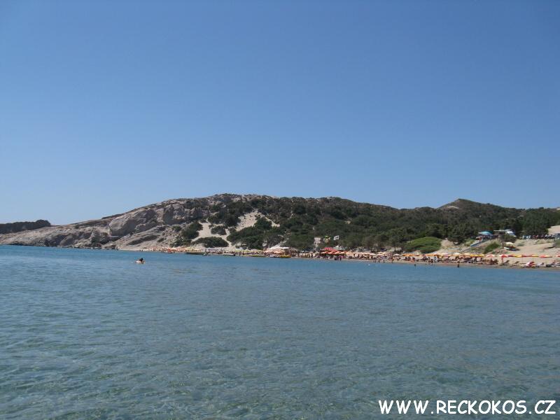 Paradise beach pláž 3