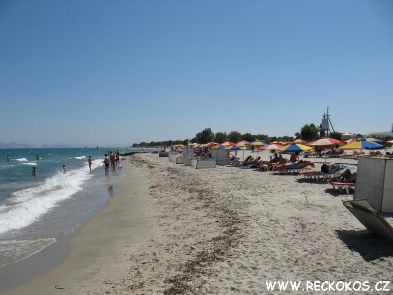 Marmari pláž 1