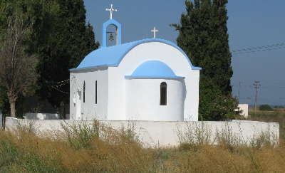 Řecký kostelíček