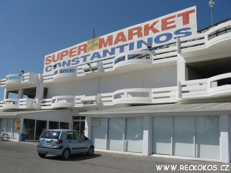 Supermarket Constantinos